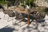 Zahradní teakový stůl NIMES 180/240
