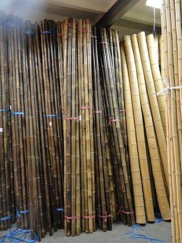 Bambusová tyč tmavohnědá