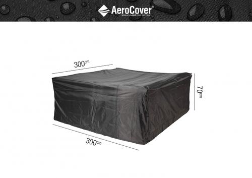 Ochranný kryt na zahradní nábytek 300X300X70CM