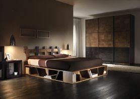 Bambusová postel CROSS