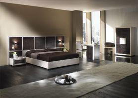 Bambusová postel DUBAI