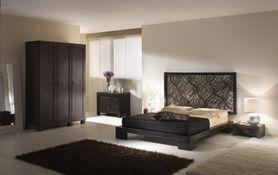 Bambusová postel JAWA
