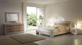 Bambusová postel RUMBA