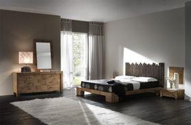 Bambusová postel SULAWESI