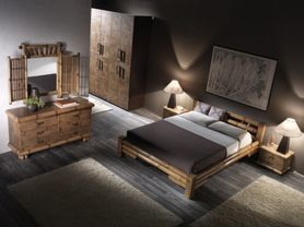 Bambusová postel TABANAN