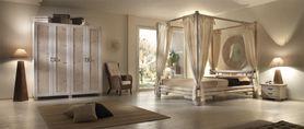 Bambusová postel TABANAN CANOPY W