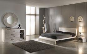 Bambusová postel WAWE