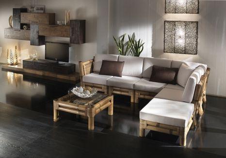 Bambusová souprava KYOTO H