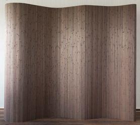 Bambusový paraván hnědý HS 301
