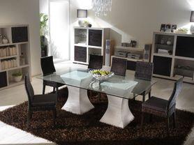 Bambusový stůl CLESSIDRA