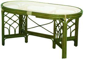 Jídelní ratanový stůl 02-02A