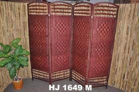 Mahagonový paraván HJ 1649-M