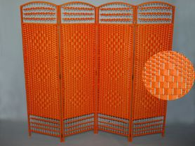 Oranžový paraván HJ 1649-O