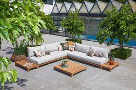 Luxusní zahradní set PORTOFINO II.