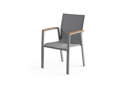 Zahradní židle LEON TEAK