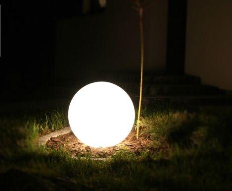 Zahradní osvětlení LED lampa BELLA